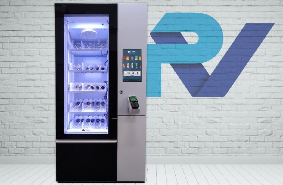 Máquina e sistema em um único produto